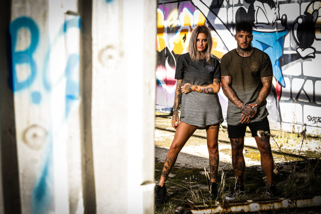 Scar Tissue - Jem Lucy and Hutcy